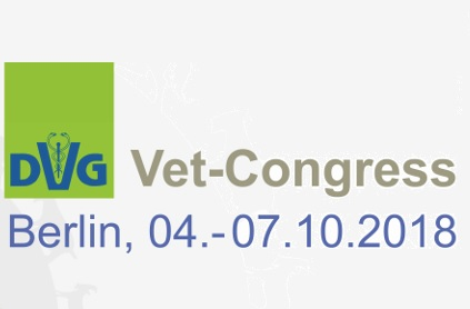 DVG Vet Congress 2018 - Berlino, Germania