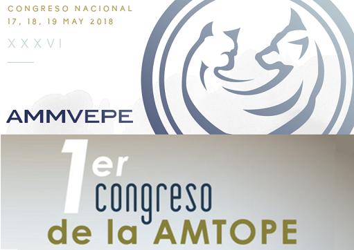 XXXVI Congreso AMMVEPE e I Congreso AMTOPE