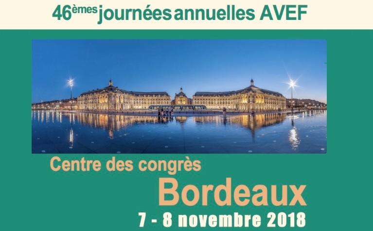 AVEF 2018 - Bordeaux, Francia