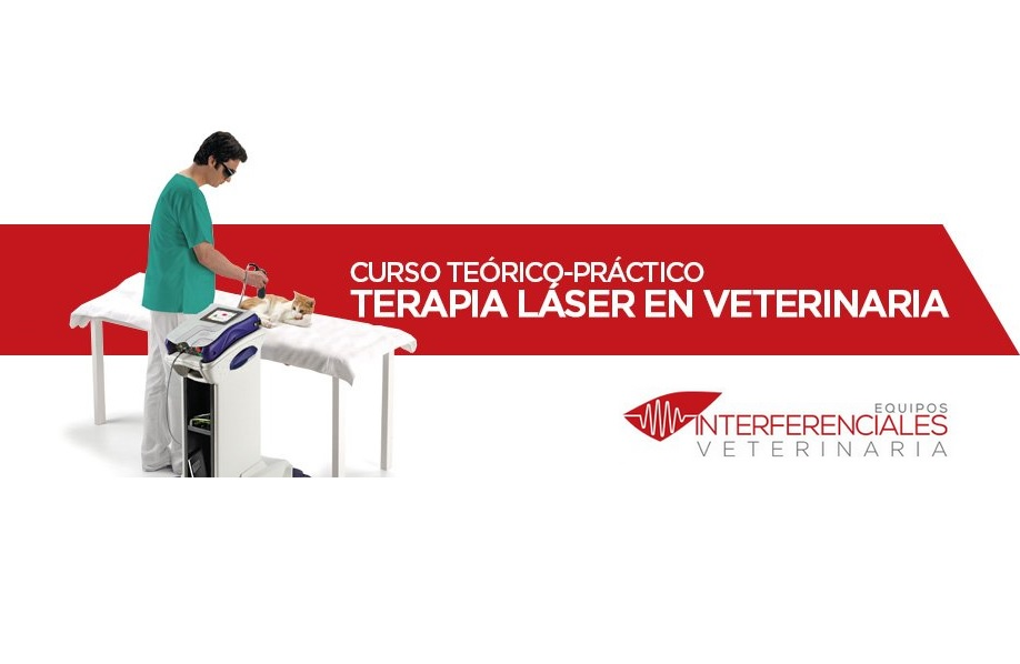 Laser Therapy Course for veterinary medicine - Mexico City, Mexico