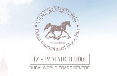Dubai International Horse Fair 2016