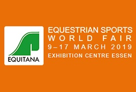 EQUITANA 2019 - Essen, Germania