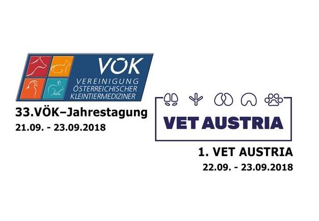 33. VÖK-Jahrestagung + 1. VET AUSTRIA