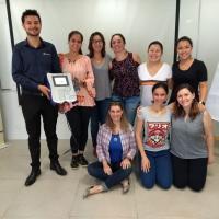 Brasil: MLS® en el curso CCRP para la rehabilitación canina