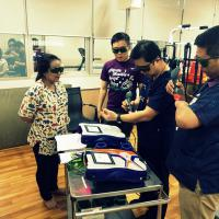 CCRP Thailand - MLS Laser Therapy training