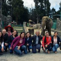 Zoo Parque Ecologico Zacango - Calimaya, Mexique