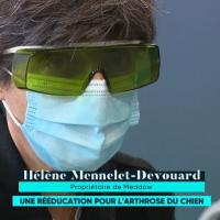 France5 | Le Mag de la Santé | proprietaria del cane