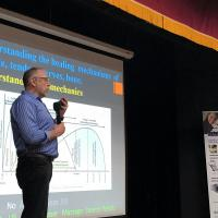 """Seminario """"The emerging field of laser therapy in Veterinary"""" - Dr. Patrick Herbots"""