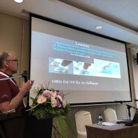 KUVIC 2019 (12/14 junio - Hua Hin, Tailandia) - Dr. Patrick Herbots