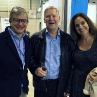 Terruzzi, Area Manager ASA, Dokt. Millis und Frau Dokt. Burdisso