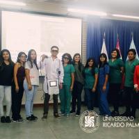 La Laserterapia MLS all'Universidad Ricardo Palma, Perù
