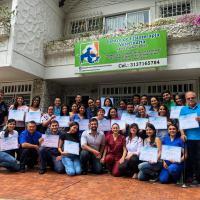 Curso Teórico-práctico de fisiatría en los animales pequeños - Cali, Colombia