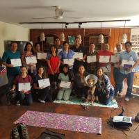 Corso Laserterapia en Clinica Veterinaria, Perù