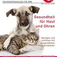 """Portada de """"Mein Haustier"""", mayo-junio 2014"""