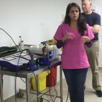 MLS® attends the CCRP Course in Brasil