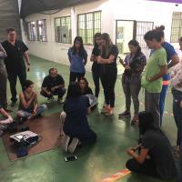 """Deborah Sades DVM –  Corso teorico/pratico """"Terapia Laser MLS® en veterinaria"""", Costa Rica"""