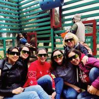 Team MLS Laser Therapy training - Zoo Parque Ecologico Zacango, Mexico