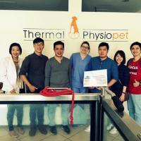 Training pratico presso la Thermal Physiopets di Montegrotto Terme