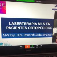 Webinaire Thérapie Laser chez le patient orthopédique