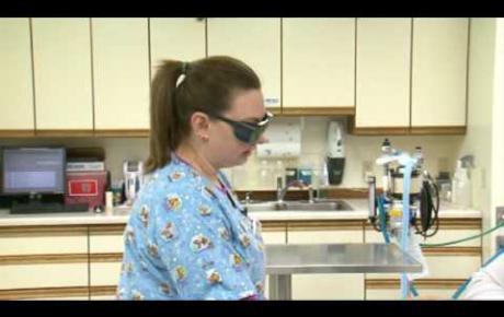 Embedded thumbnail for Trattamento post-chirurgico con la Laserterapia MLS®